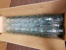 Coca Cola 26 oz San Plastic Tumblers Jade Green New 24 Cups plastic