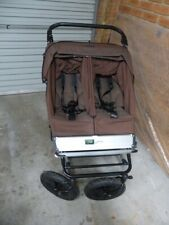 Mountain Buggy Twin Jogger Pram in excellent condition. Hardly used.