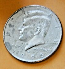 Kennedy Half Dollar Circulated 1995 Denver Mint  USED Class Reunion Gifts?