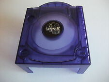 Nintendo Gamecube - Top Case Shell - Viper Clear Purple - For Full Size DVDs