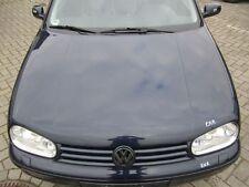 Motorhaube VW Golf 4 atlantikblau LC5H Haube dunkelblau