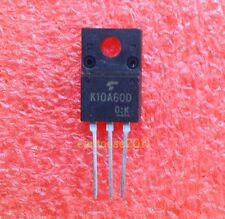 5pcs K10A60D TK10A60D TO-220