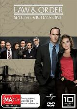 Law & Order SVU: S10 Series / Season 10 DVD R4