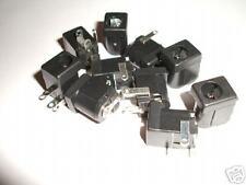 10 roco dc power socket jack hobby réparation connecteur 2.1mm centre (532)