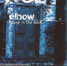 ELBOW - Asleep In The Back (UK 12 Track CD Album)