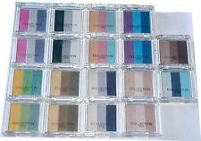 9 x Collection 2000 Colour Intense Trio Eyeshadow   9 Shades   RRP £31