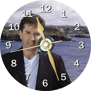 Daniel o Donnell 3 Novelty Cd Clock Can be personalised