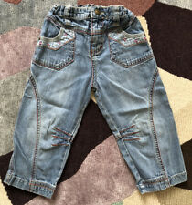 Eliane et Lena Girls' Jeans, 2 Years, Excellent Condition