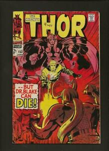 Thor #153 FN/VF 7.0 High Res Scans