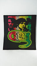 Cream English rockband RARE logo music Sew On patch