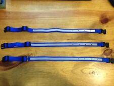 "3/4"" Nylon Dog Fence Collar Replacement Strap Petsafe Innotek - 3 pack"