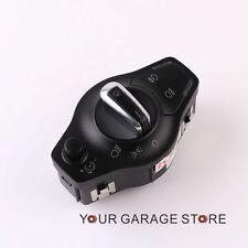 Chrom Lichtschalter Mehrfachschalter Knopf Für Audi A4 B8 A5 Q5 8R 8K0941531AK