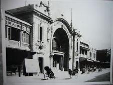 Photo ancienne Indochine Tonkin Hanoi Cinéma Palace rue Paul Bert 1920-1930
