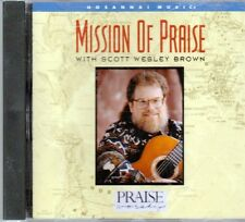 SCOTT WESLEY BROWN Mission Praise Hosanna Music CD Classic Christian OVER ALL
