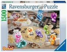 Ravensburger Puzzle 167135 Gelini Weihnachtsbäckerei 1500 Teile
