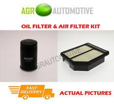 PETROL SERVICE KIT OIL AIR FILTER FOR HONDA CIVIC 1.8 140 BHP 2005-12