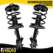 Front Quick Complete Struts & Coil Springs for 02-06 Nissan Altima V6 3.5