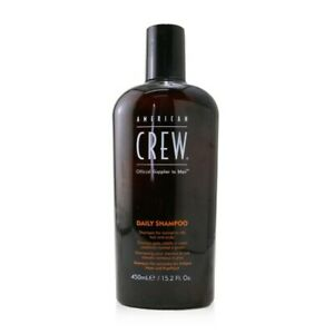 American Crew Men Daily Shampoo (For Normal to Oily Hair and Scalp) 450ml Mens