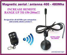Antenna esterna per telecomando distanza fino a 150 m +.Automazione del cancelli