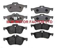 BMW & Mini One Cooper S, D R50 R53 |2001-2006 Front & Rear Brake Pads