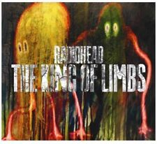 Radiohead - The King Of Limbs NEW CD