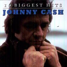 Johnny Cash - 16 Biggest Hits [New CD]