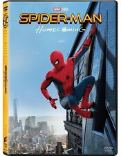 SPIDER-MAN HOMECOMING (DVD) con Tom Holland, Michael Keaton, Robert Downey Jr.