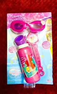 Disney Princess 3-D spill stopper Super Miracle bubbles,Wand & 3-D Magic Glasses