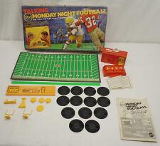 Vintage Mattel Talking Monday Night Football Game #3981 1977