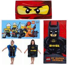 Toallas de baño y albornoces Lego