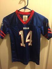 NWT**Buffalo Bills NFL Sammy Watkins #14 Jersey**Kids Small 6/7**FREE SHIPPING