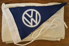 VW - FLAG SPLIT OVAL BUS HEB KDF BUG BEETLE COX KARMANN REPO