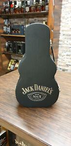 Jack daniels Gitarrenkoffer Geschenkset 0,7L Neu
