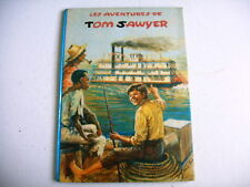 littérature LES AVENTURES DE TOM SAWYER illustré Carlo Tora