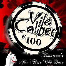 Vile Caliber : Tomorrow's for Those Who Dare CD (2015) ***NEW*** Amazing Value