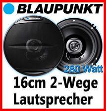 Blaupunkt CO66.2 - 280W 16cm Koaxe Lautsprecher BOXEN SET 2-WEGE AUTO PKW 160mm