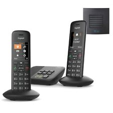 Gigaset C570A Cordless Phone 2 Handset with Long Range Extender