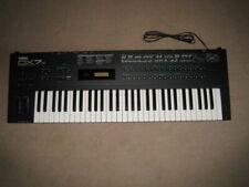 DX7s Yamaha Analog Synthesizer