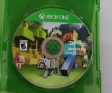 Jeux vidéo Minecraft pour Microsoft Xbox One, en allemand