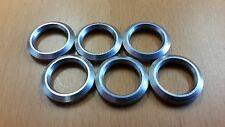 Crush Washer 6 pcs .223 5.56 1/2x28  MADE USA! Stainless Steel. Free Ship track