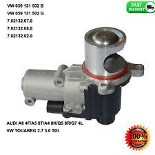 For Audi A4 A5 A6 Q5 Q7 VW Touareg 2.7 3.0 TDI EGR Valve Ref:7.02132.07.0