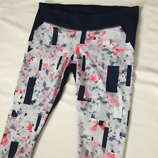 0420014 Under Armour  Fitted Workout Leggings XL Multicolor Women's Yoga Pants