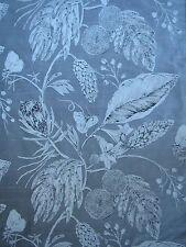 Harlequin Curtain Fabric Design Amborella Silk 3 Metres Steel Palmetto Coll