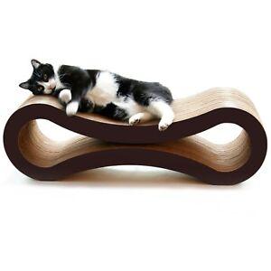 Cat Scratcher Lounge Climb and Claw Cat Furniture Hideaway Fun Toys Pet