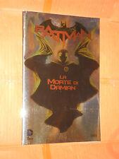 MORTE DI DAMIAN IL FIGLIO DI BATMAN-ULTRA VARIANT :GRANT MORRISON-DC COMICS LION