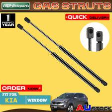 2x For Kia Sportage Series II 2004 2005 2006-2010 Rear Window Gas Struts