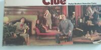Vintage Parker Brothers 1972 CLUE Detective Board Game Excellent Condition