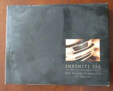 1996 Infiniti I30 Sales Brochure and VHS Promotional Video