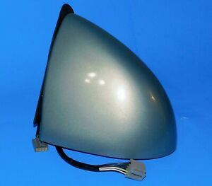 1993-96 Lincoln Mark VIII OEM Power Mirror Assembly RH - EVERGREEN FROST