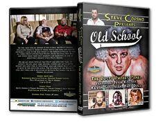 Old School the Dusty Rhodes Discussion DVD-R, NWA WWF WCW American Dream